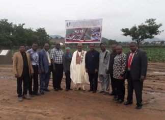 MDCAN BUILDING GROUND- BREAKING CEREMONY PHOTOS